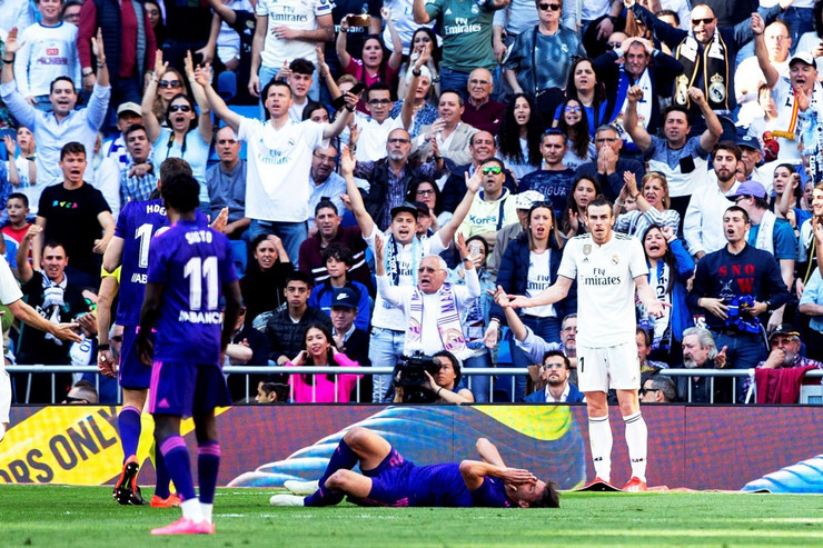 FK Real Madrid, FK Selta