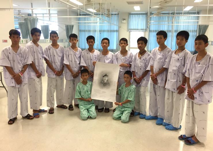 Tajland dečaci