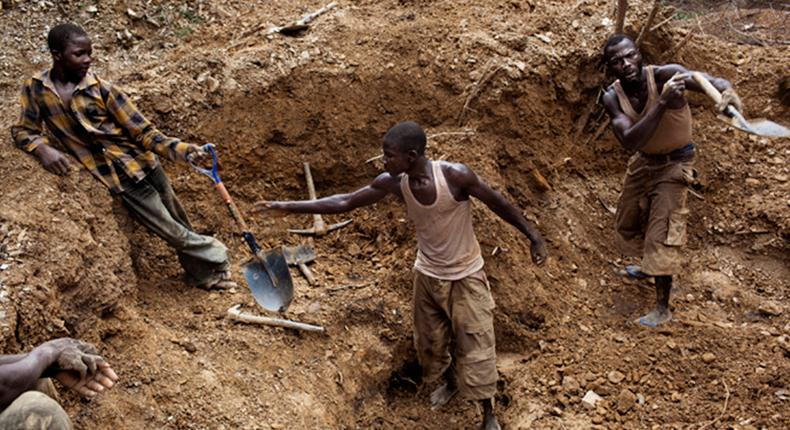 Nigeria's thriving illegal gold mining activities (Guardian)