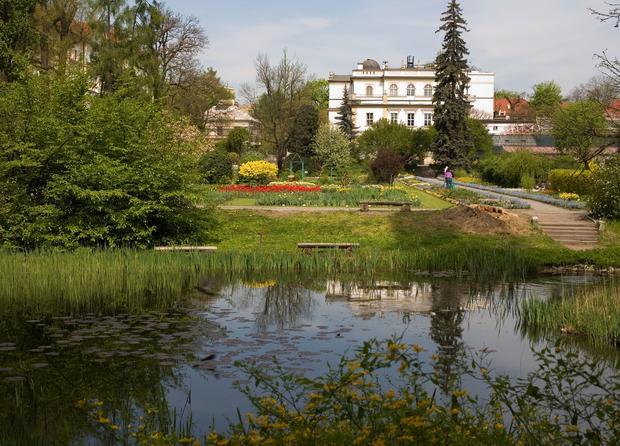 Ogród Botaniczny, Kraków