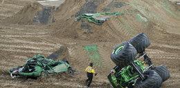 Monster Jam na Stadionie Śląskim. Ryk silników i wysokie loty