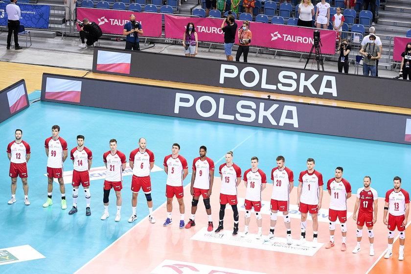 Przez całą fazę grupową meczów siatkarzy nie poprzedzą hymny państwowe!