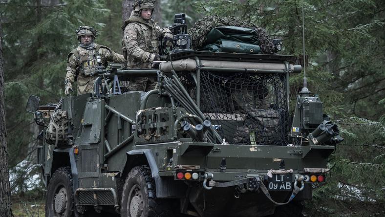 """""""FT"""": wzmocnienie obecności NATO na wschodniej flance utrudnia logistyka"""