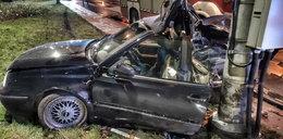 """Straszny wypadek w Gdyni. Wstrząsające zdjęcia. Tak matka żegna kierowcę: """"Synu mój... dlaczego"""""""