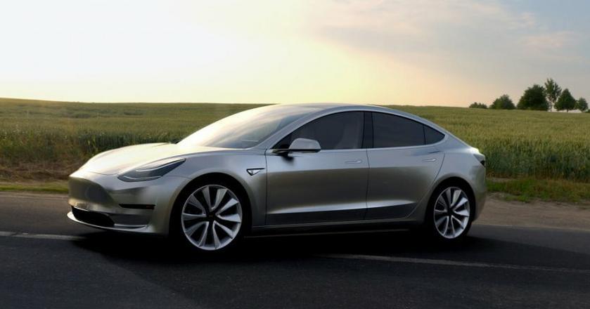 Ceny Tesli Model 3 zaczynają się od 35 tysięcy dolarów