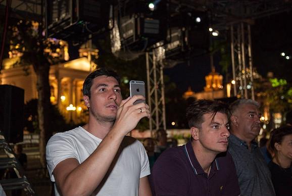 Stefan Mitrović i Milan Aleksić