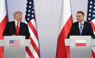Prezydent Duda: Mam nadzieję na współpracę USA i krajów Trójmorza na zasadzie win-win