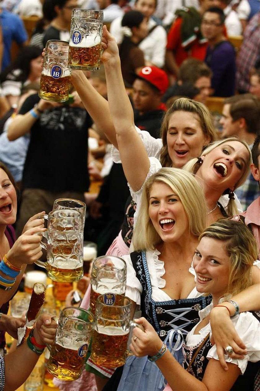 Rozpoczął się Oktoberfest