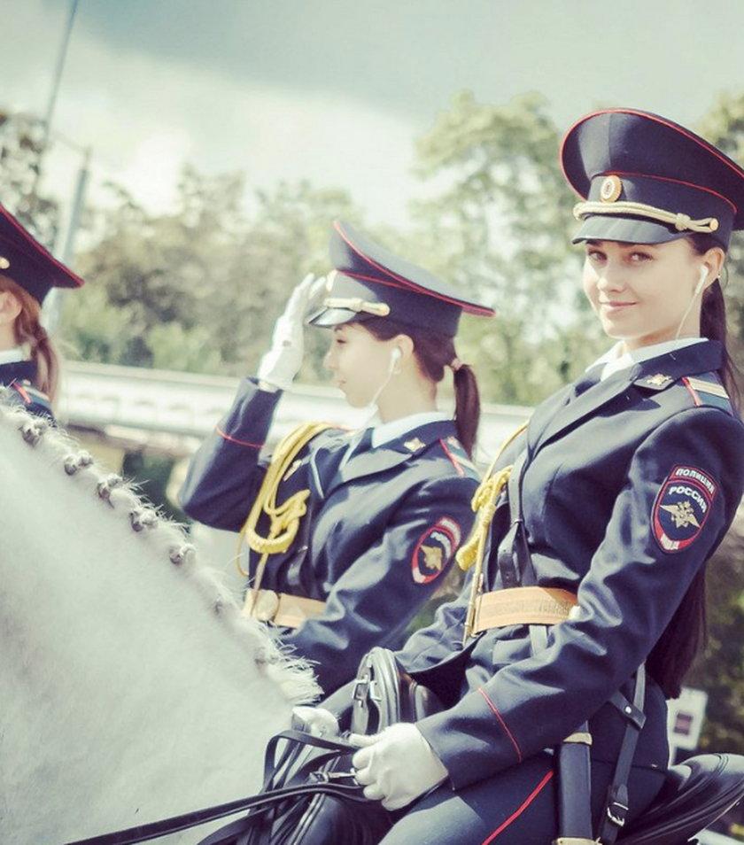 Najseksowniejsza policjantka
