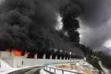 Autobus, tunel, požar