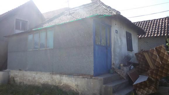 Ljubinkina skromna kuća u Belom potoku u koju je povremeno dolazila