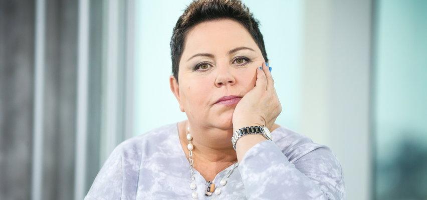 """Dorota Wellman po materiale w TVP: """"Czuję się jakby mnie ktoś obrzygał"""""""