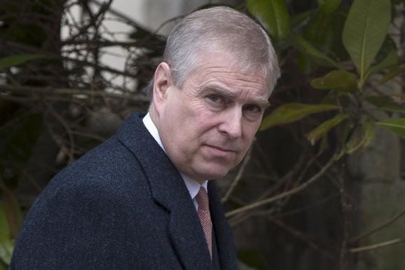NOVA TUŽBA ZA PRINCA ENDRUA Još jedna žrtva tuži člana britanske kraljevske porodice za seksualni napad