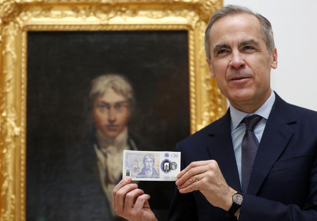 Mark Karnei, guverner Banke Engleske