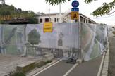 pasarela blokira put biciklistima