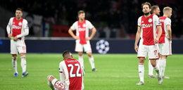 Sensacja w Lidze Mistrzów. Ajax za burtą rozgrywek