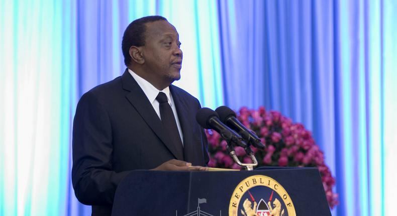 President Uhuru Kenyatta appoints Labour CS Ukur Yattani as acting CS of Treasury following the prosecution of Henry Rotich on corruption charges