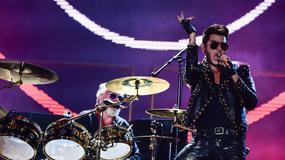 Adam Lambert zbyt obsceniczny dla porządnych rodzin