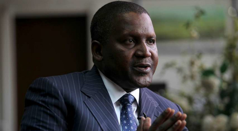 Dangote's tomato plant resumes production in a move to cut paste imports from China