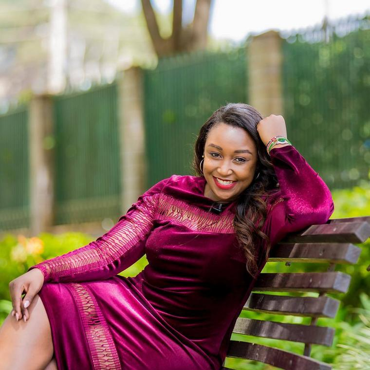 Betty Kyallo Birthday surprise