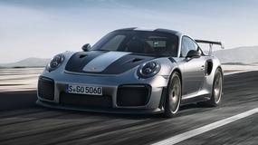 Najmocniejsze Porsche w historii - mamy zdjęcia