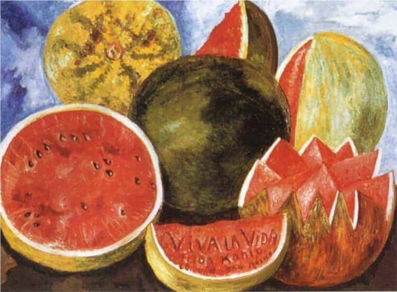 "Ostatnie dzieło Fridy Kahlo: ""Viva la vida"""
