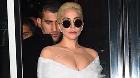Lady Gaga po serii wpadek modowych olśniewa stylizacją. Co za nogi!