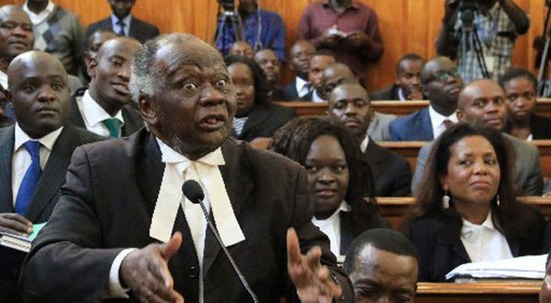 This is a small boy - Miguna's lawyers badly humiliate Attorney General's representative
