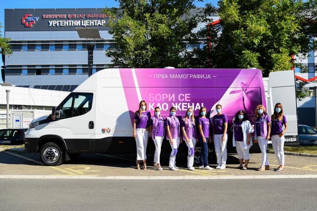 Pokretni mamograf