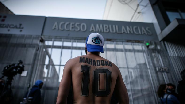 Fan Diego Maradony