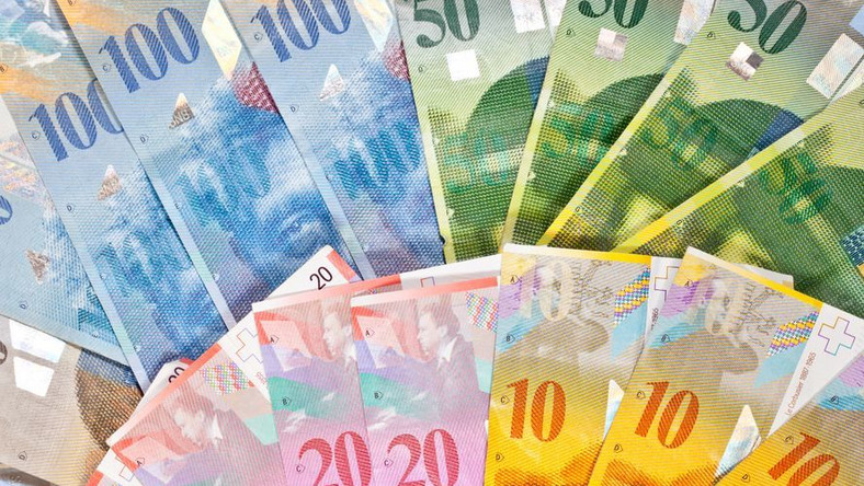 Jest szansa, że frank wróci do 3 złotych