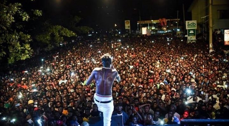 Shatta Wale blasts off in new freestyle, 'F*ck Sars'