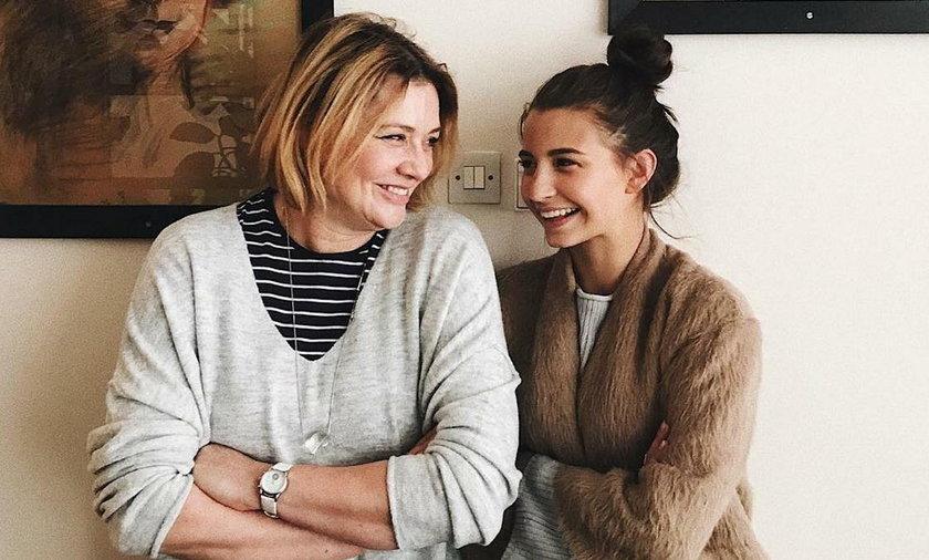 Julia Wieniawa i Małgorzata Ostrowska Królikowska