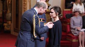 Victoria Beckham wyróżniona przez rodzinę królewską! Nie wszystkim się to spodobało...