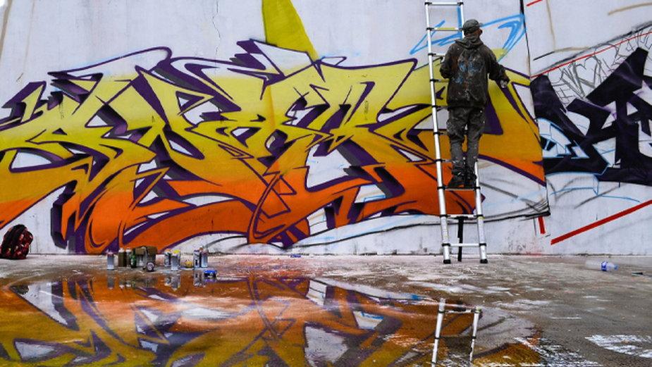 Czy Stargard również ma problem z graffiti?