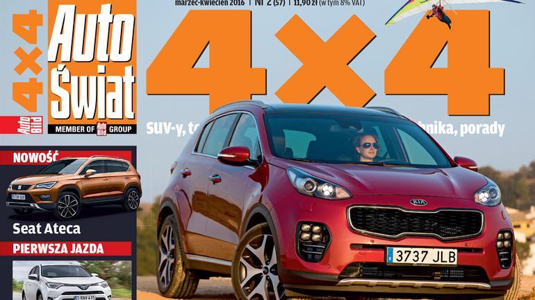 Auto Świat 4x4 (2/2016)