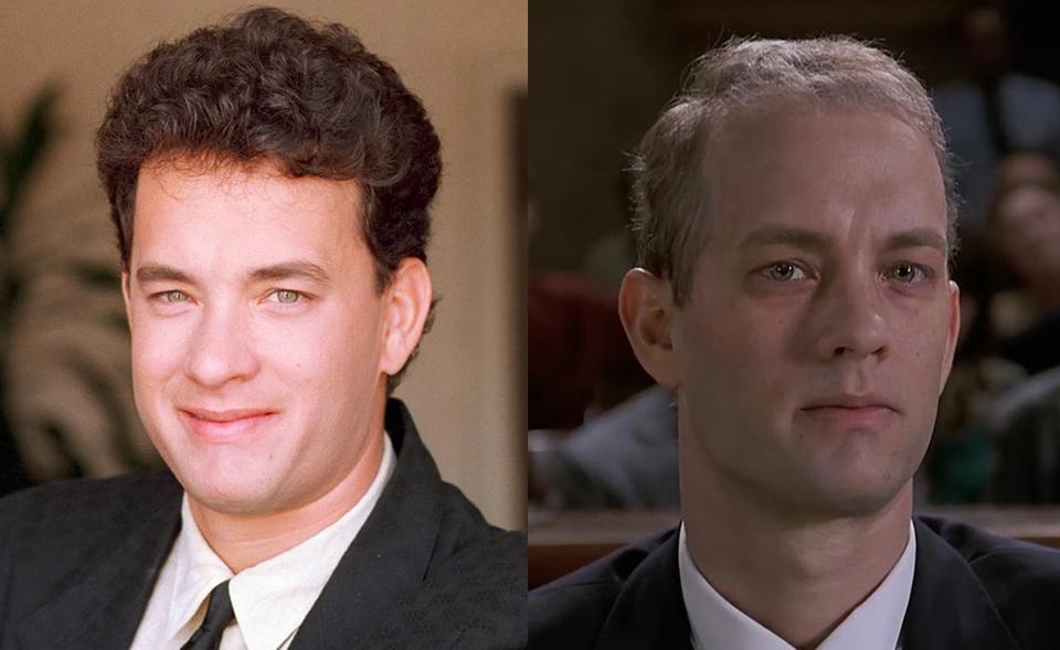 Tom Hanks - Oscar w 1994 roku