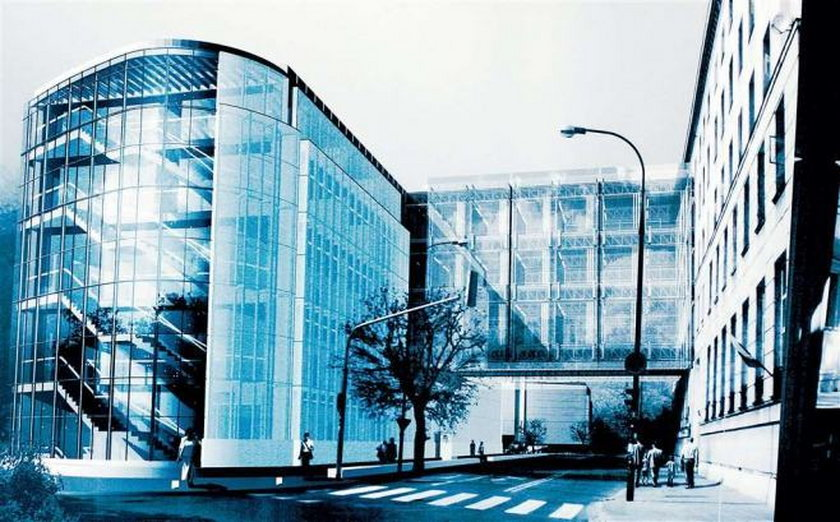 Sejm wybuduje nowe budynki