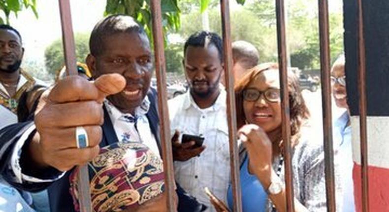 Jubilee MPs locked out of Uhuru's function in Nakuru
