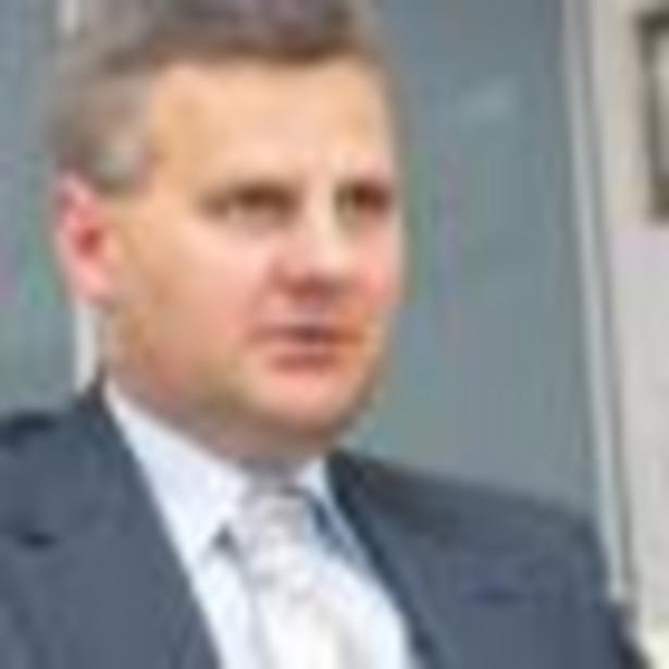 Aleksander Grad, minisetr skarbu państwa Fot. Wojciech Górski