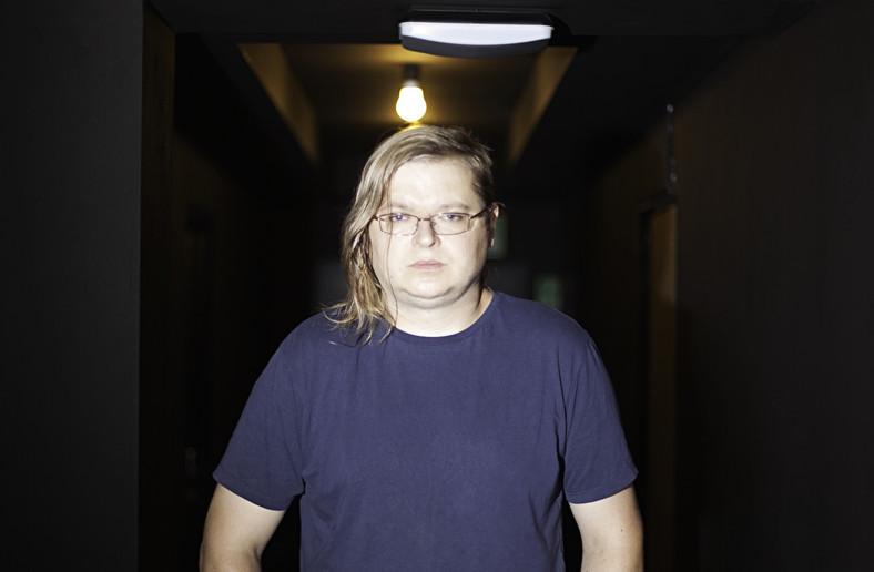 """Przemek Wojcieszek, reżyser filmu """"Knives out"""""""