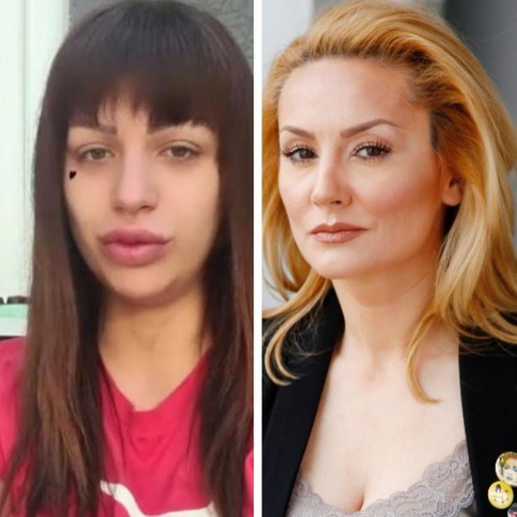 Miljana Kulić, Goca Tržan