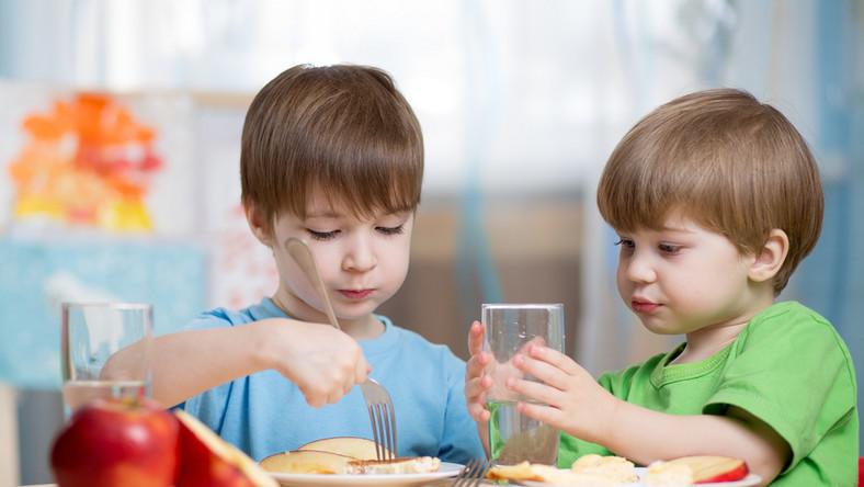 Coraz więcej dzieci cierpi z powodu alergii pokarmowych.