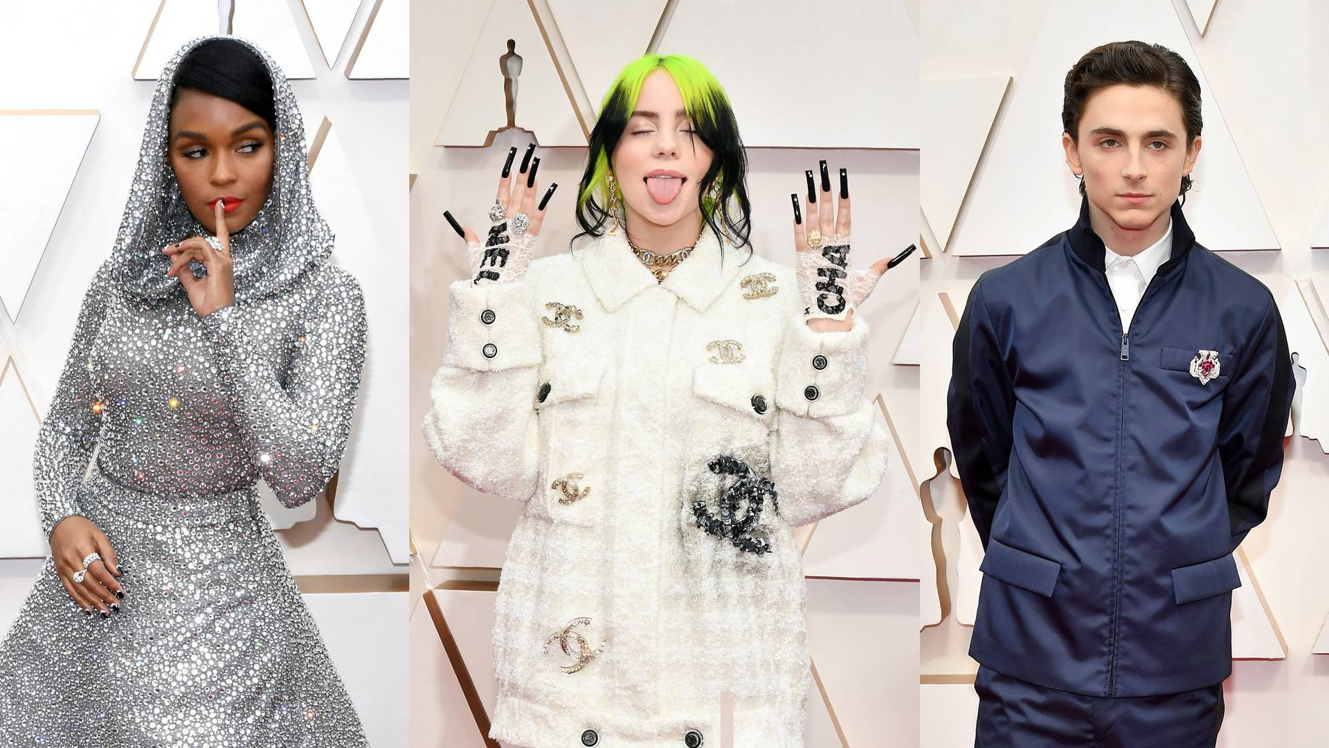 Oscars 2020: Billie Eilish lieferte den besten Red-Carpet-Look