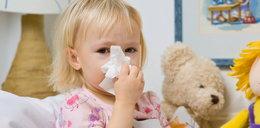 Coraz więcej chorych na grypę