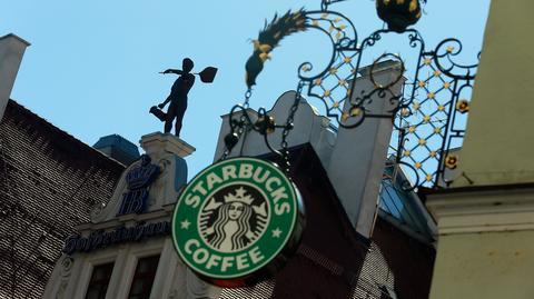 Starbucks w Niemczech szuka pracowników z Polski, którzy pomogliby w kawiarniach w trakcie strajku niemieckiego sektora gastronomicznego
