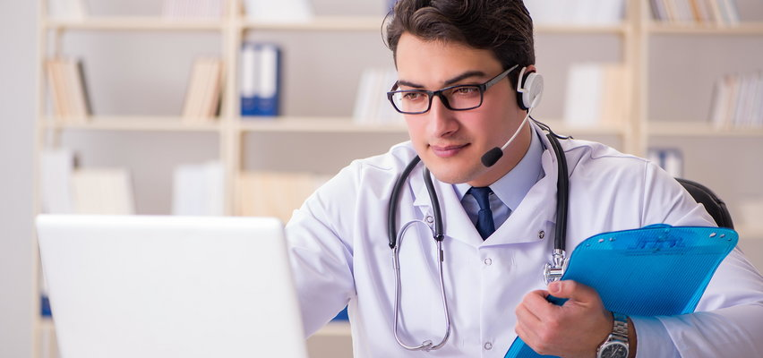 Internetowe Konto Pacjenta - jak je założyć bez wychodzenia z domu
