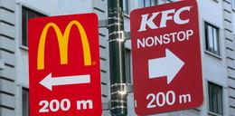 KFC przed McDonald's? Walka gigantów