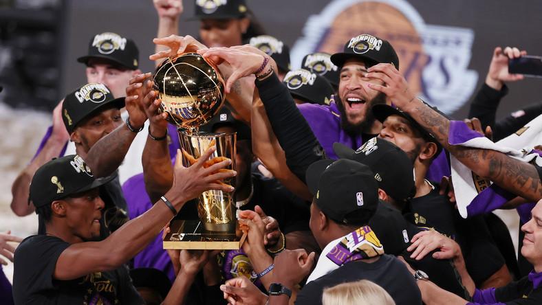 Koszykarze Los Angeles Lakers