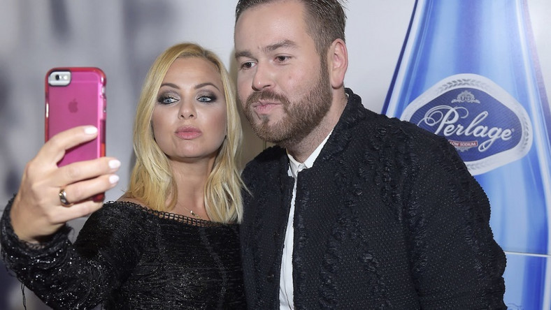 Katarzyna Bujakiewicz i Tomasz Olejniczak